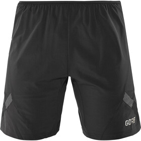 GORE WEAR R5 Short 2 en 1 Homme, black